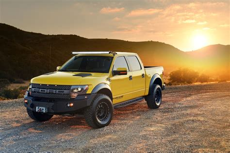 Ford F 150 Velociraptor by Hennessey Performance F 150 Raptor