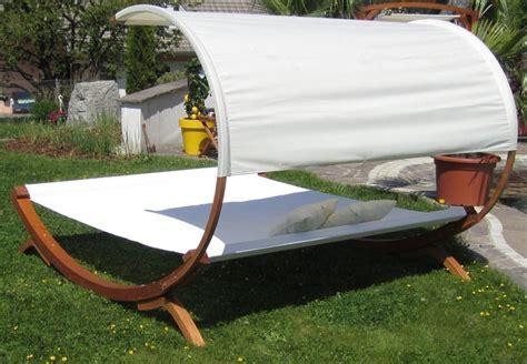 Hamac Transat by Hamac Transat De Jardin Pour 2 Places Avec Pare Soleil