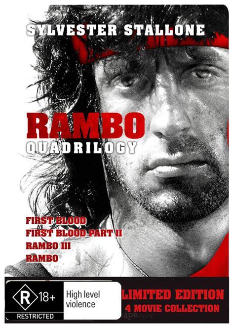 rambo film order rambo quadrilogy dvd buy now at mighty ape australia