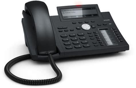 snom d345 ip desk phone provu communications