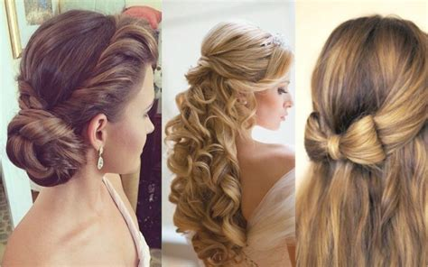 Hairstyles For Hair For Teenagers For Weddings by New Hairstyles For Hair For Wedding