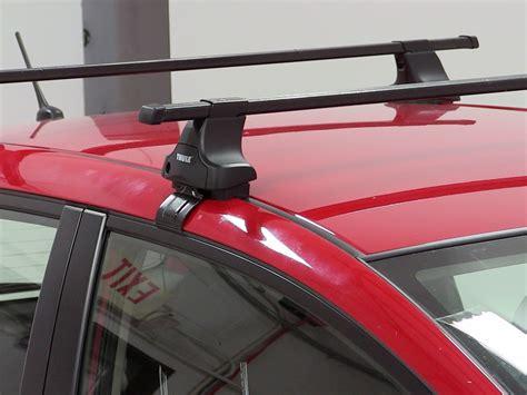 Honda Fit Roof Rack Thule by Thule Roof Rack For 2015 Fit By Honda Etrailer