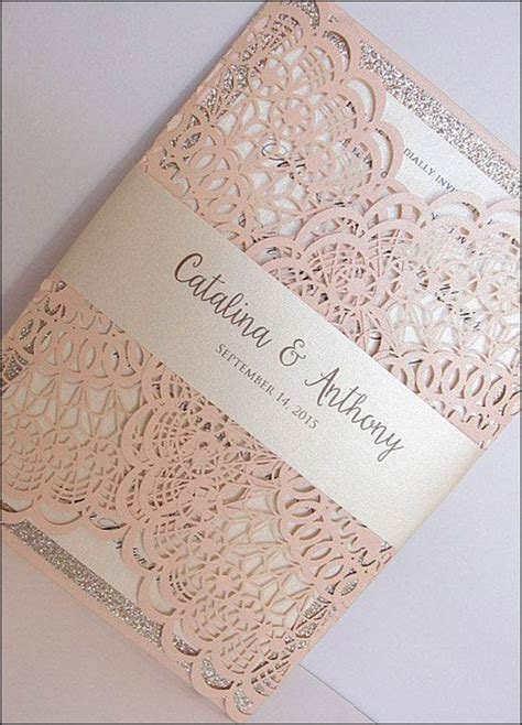 Wedding Invitations by 10 Of The Best Laser Cut Wedding Invitations