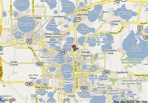 winterhaven florida map map of 8 motel winter winter