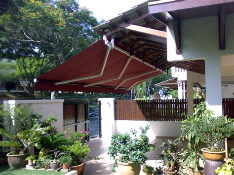 retractable awning malaysia images