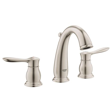 Bathroom Faucets Widespread Parkfield Widespread Bathroom Faucet