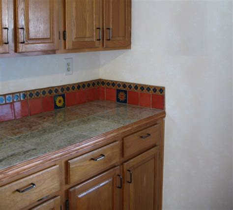 mexican tile kitchen backsplash interior design decor