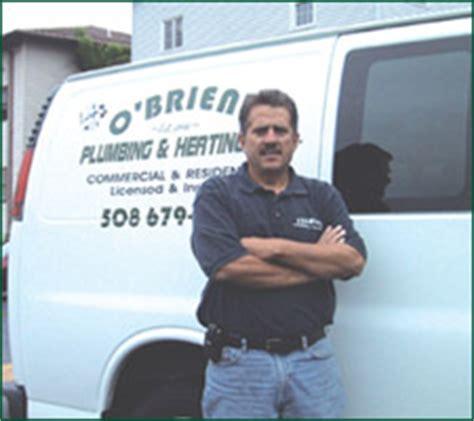 O Brien Plumbing Supply by O Brien S Plumbing Heating Inc Plumbing Heating Ma
