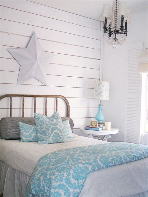 add shabby chic touches   bedroom design hgtv