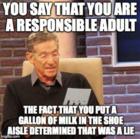 Adult Meme Generator - irresponsible shopping imgflip