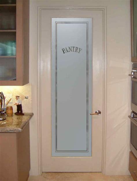 interior glass doors classic pantry door eclectic