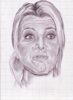 sketsa wajah dengan ekspresi unik on mel gibson salma hayek and pencil