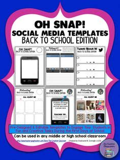 oh snap templates 1000 images about motivation lesson on social