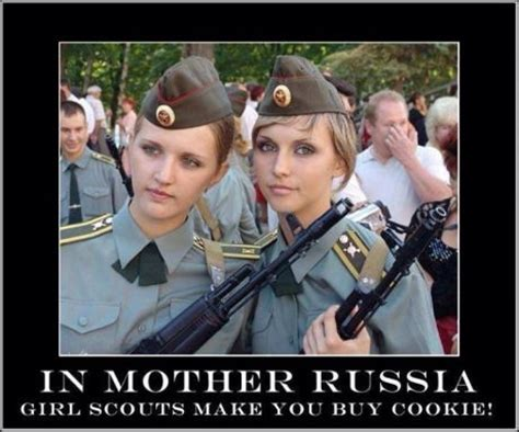 Russian Girl Meme - russian girl scouts