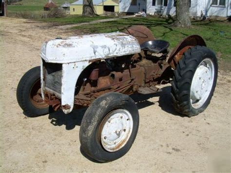 ford 9n tractor for parts parts engine