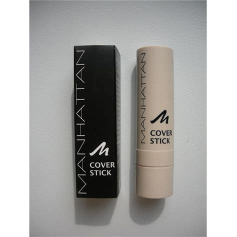 manhattan farbe test concealer abdeckstift manhattan cover stick