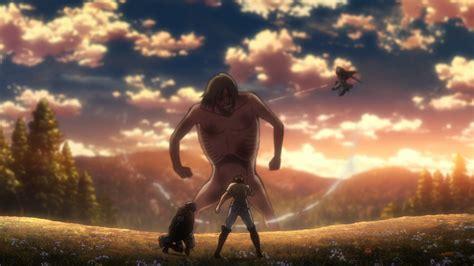 anime attack on the titan season 2 attack on titan season two review otaku dome the