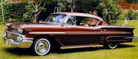1958 chevy impala ss for sale chevrolet impala for sale classic impalas collector car ads