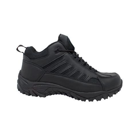 most comfortable law enforcement boots adtec mens black 4in tactical boot leather law enforcement