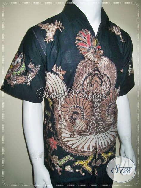 Batik Tulis Motif Babon Angkrem batik klasik modern kemeja batik pria motif babon angkrem