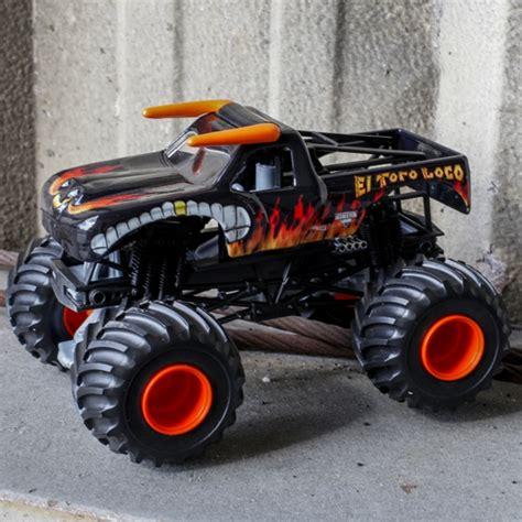 el toro loco truck 1 24 wheels black el toro loco truck