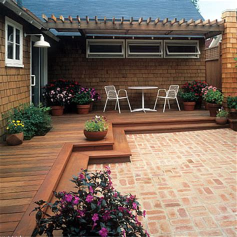 Deck Ideas For Backyard Great Deck Ideas Sunset