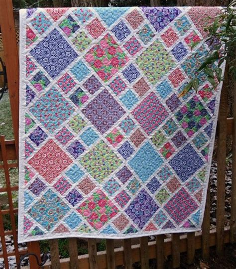 quilt pattern on point squares on point quilt inspiration pinterest