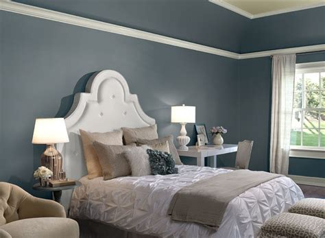 restful bedroom paint colors providence or philipsburg blue by benjamin would