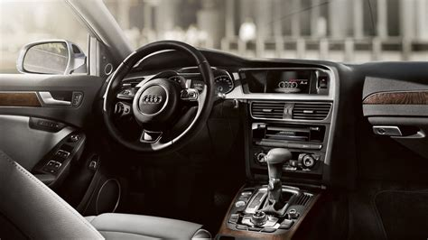 Audi B8 Interior by Design Differences Between The 2015 Audi A4 B8 5 And