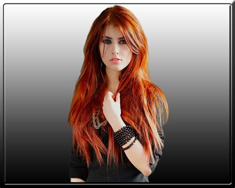 beautiful model models female people background beautiful redhead wallpaper and background image