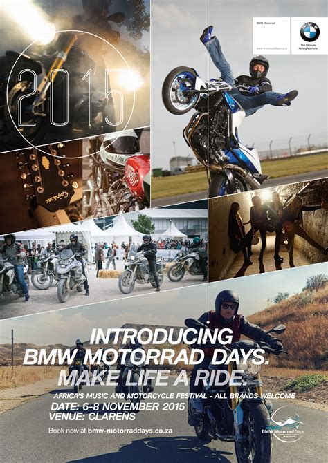 Motorrad Days Sa by The Countdown To Sa S First Bmw Motorrad Days Has Begun