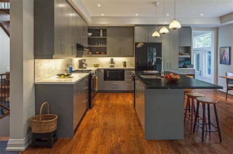 black appliances kitchen ideas 10 kitchens with black appliances in trending design