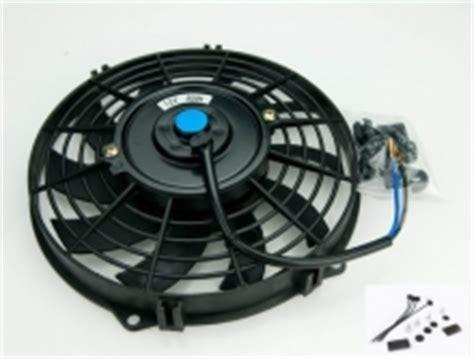 best lubricant for electric fan motor 12 universal slimline electric cooling fan reversible