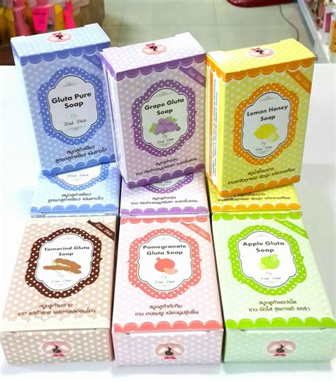 Promo Gluta Soap By Wink White Original Thailand free ongkir shop gluta soap wink white original asli