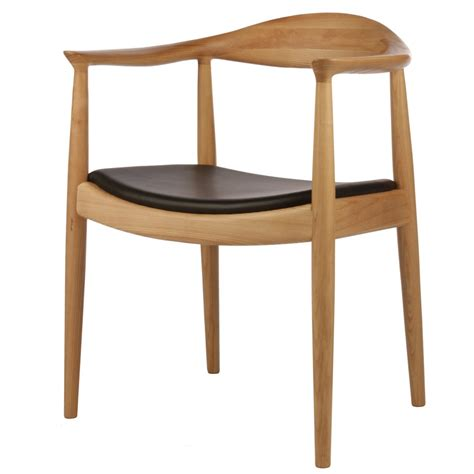 The Chair by Wegner Dining Chair Kennedy Chair Leather Design Dining