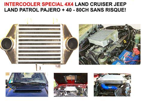 Pompa Celup Vs Jet intercooler mentor sh02 petit modele 4x4 le club mecanique