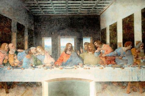 cuadro la ultima cena da vinci un historiadora encuentra un mensaje oculto en quot la 250 ltima