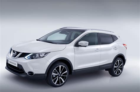 all new nissan qashqai uk prices and specs announced