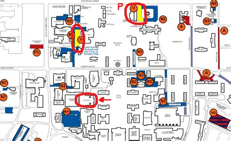 unc map unc parking map laminatoff
