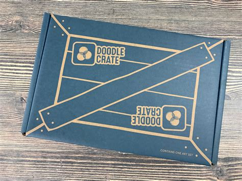 doodle 4 notifications doodle crate december 2016 subscription box review