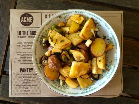 Acme Farms And Kitchen by Winerabble 187 Slicing And Dicing Through Subscription Meal