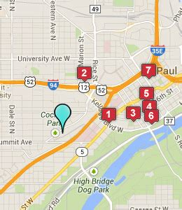 Concordia St Paul Mba Review by Hotels Near College Of Visual Arts St Paul Minnesota