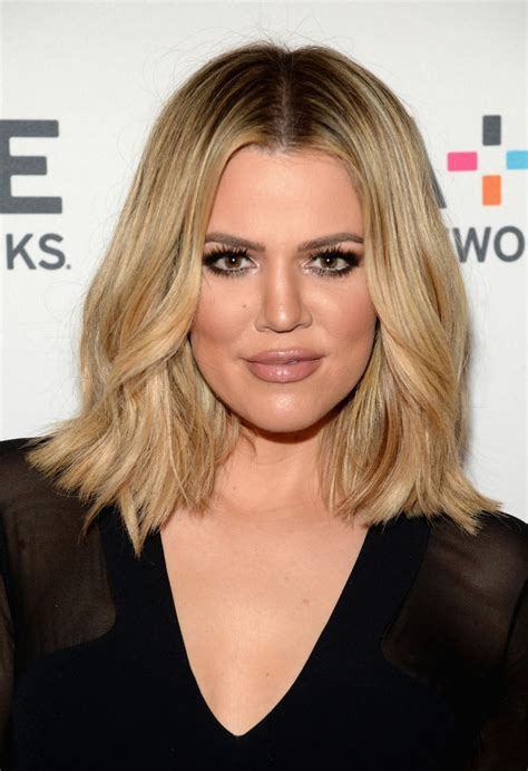 how to get khloe kardashian hair khloe kardashian in cushnie et ochs 2016 winter tca tour