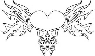 coloring pages of hearts free printable coloring pages for