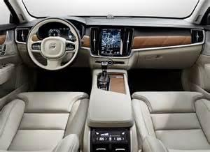 Volvo S90 Interior Volvo Car Pictures Images Gaddidekho
