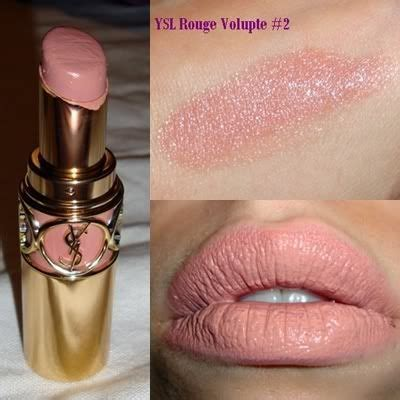 Produk Make Up Ysl i cosmetics ysl volupte number 2 silk