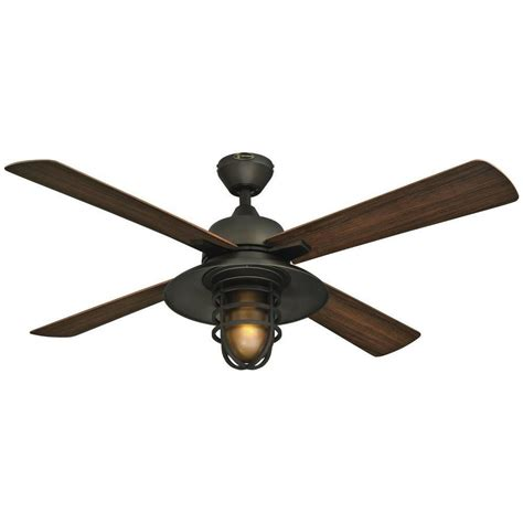 Ceiling Fan Westinghouse by Westinghouse Great Falls 52 In Indoor Outdoor Rubbed