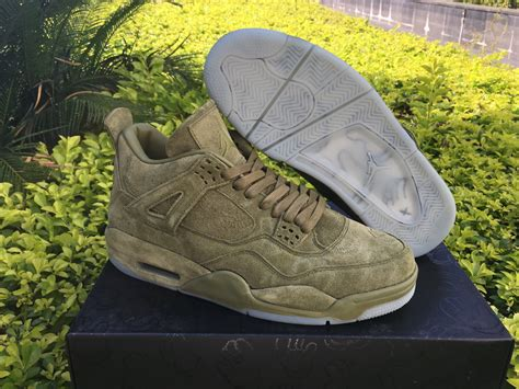 Camo For Sale by Kaws X Air 4 Camo For Sale Hoop