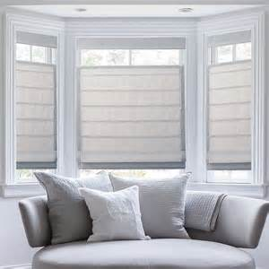 How To Install Blinds On Windows Premium Roman Shades Group C Blindster Com