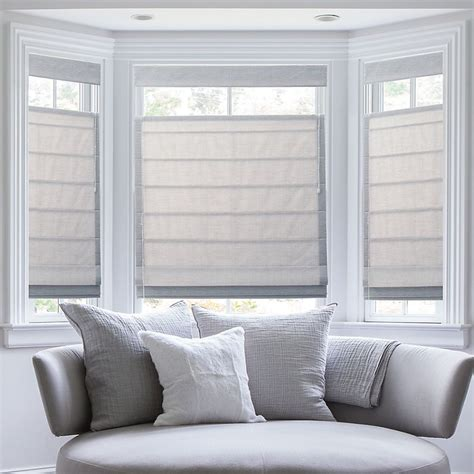 How To Clean Pleated Blinds Premium Roman Shades Group C Blindster Com